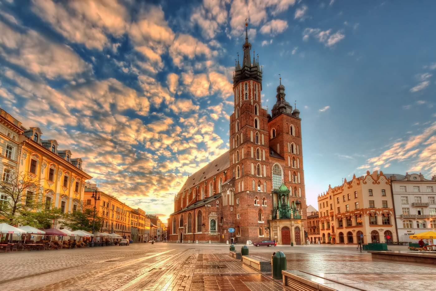 Польща: безкоштовна магістратура англійською