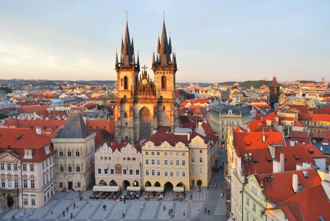 Презентація «Освіта в Чехії»