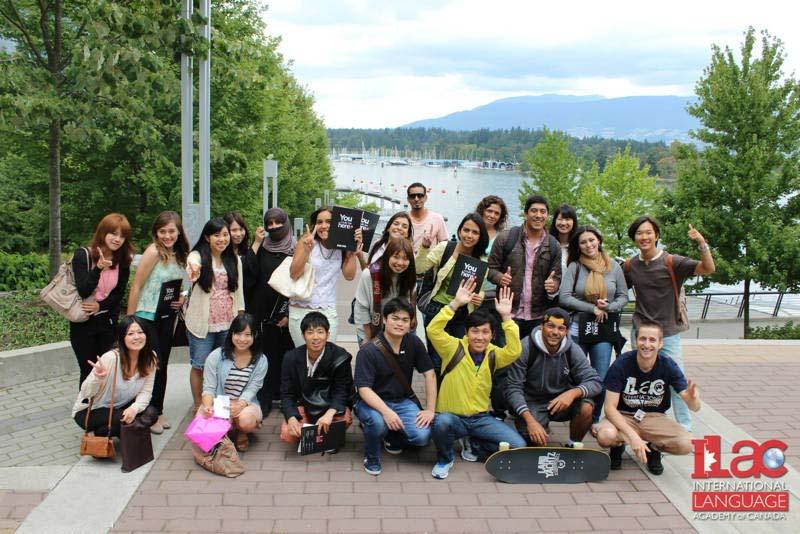 Летний языковой лагерь в Канаде 2017