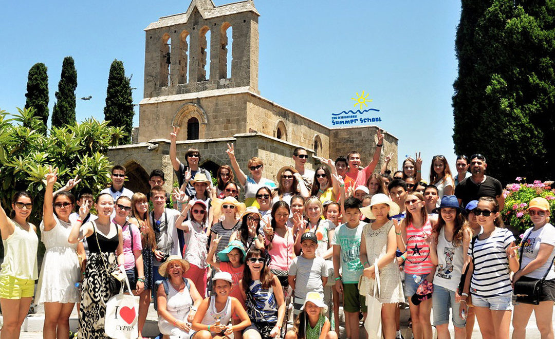 Проведите 2 недели на Кипре!