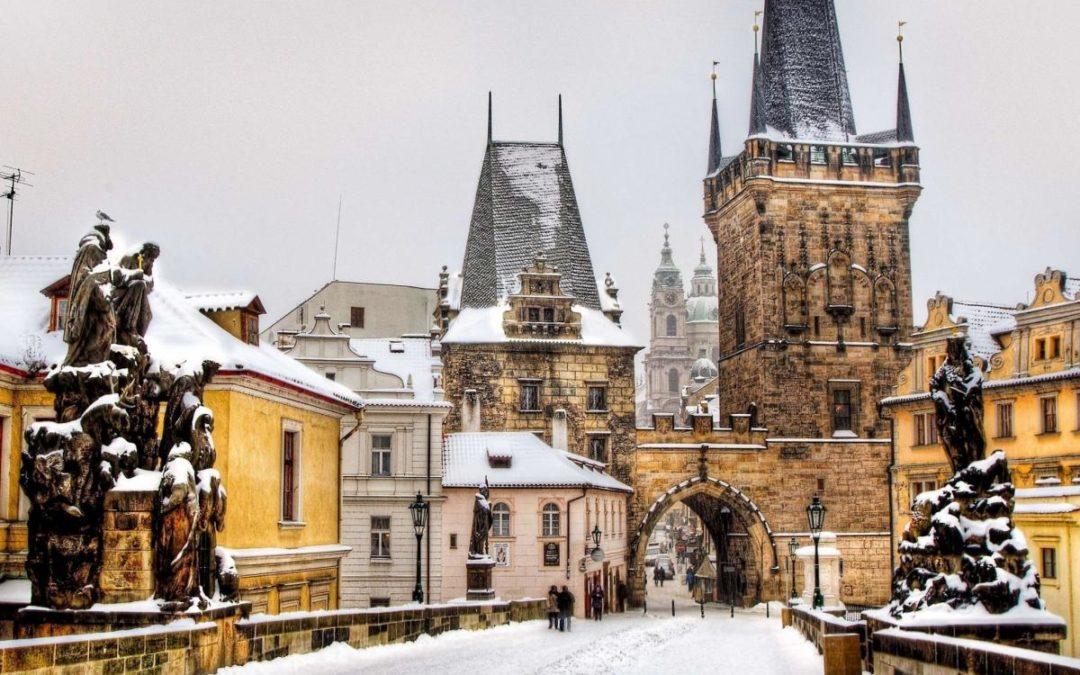 Зимние каникулы в Праге с ATLAS и ОЦ Association