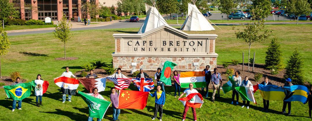 Cape Breton University!