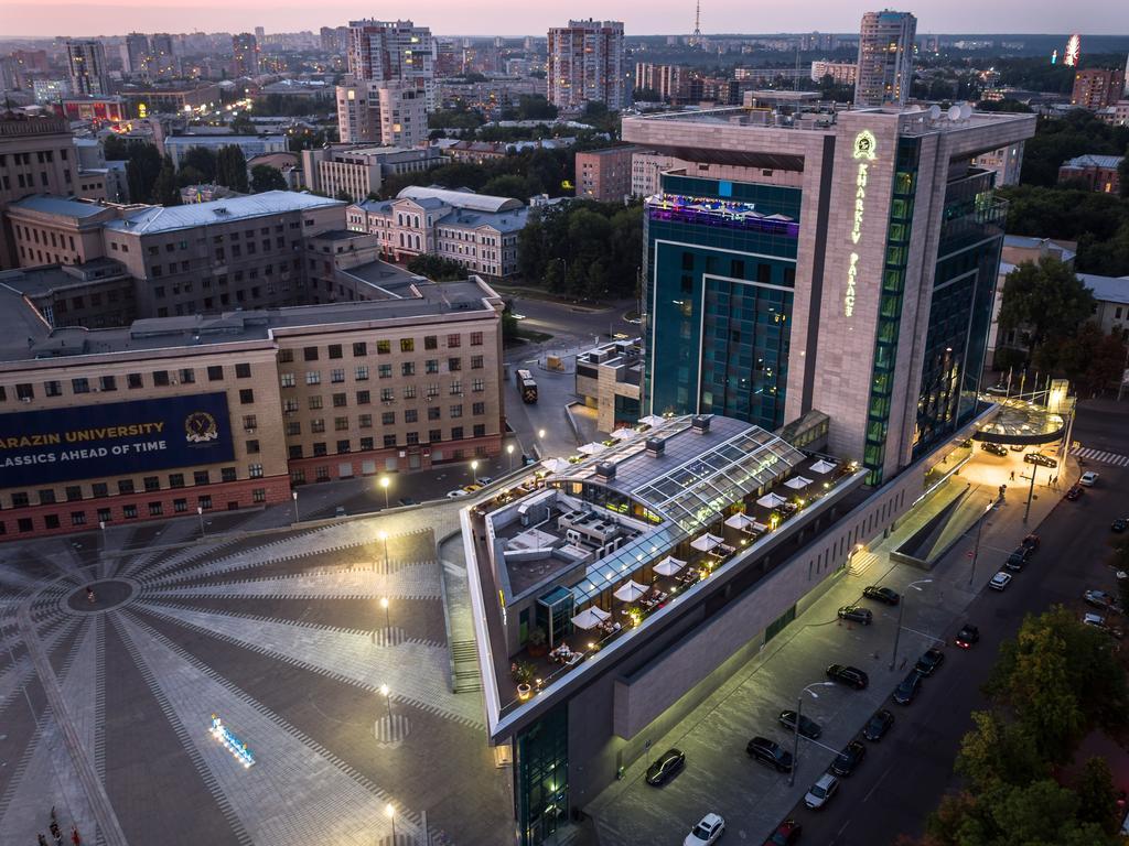 Семинар Georgian College в Харькове