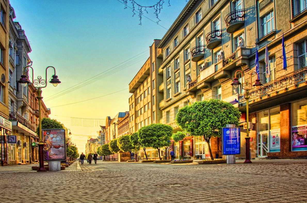 Виставка «Освіта за кордоном» в Івано-Франківську