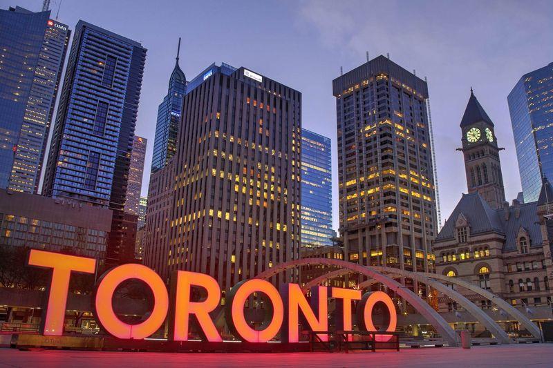 Летние каникулы в Торонто