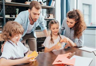 Семейные Программы в США
