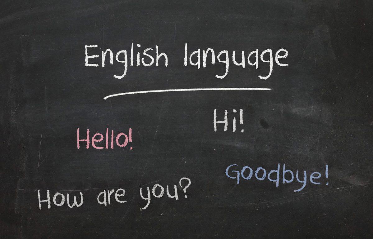 английские слова, которые учат в США первыми для общения